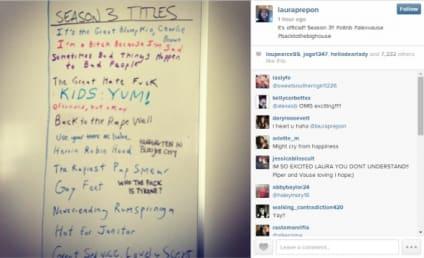 Orange Is the New Black Season 3: Confirmed By Laura Prepon!
