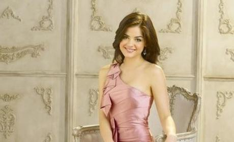 Lucy Hale Previews Season 2 Love Triangle on Pretty Little Liars