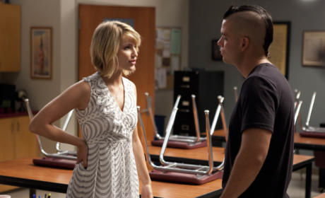 "Glee Photo Preview: ""Pot O' Gold"""