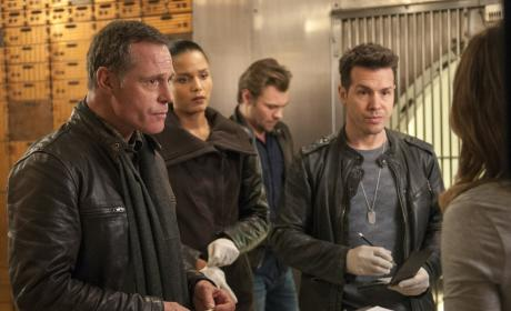 Chicago PD Review: Blasts from the Past