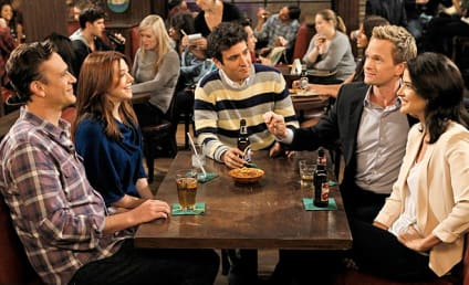 How I Met Your Mother Review: Surprise!