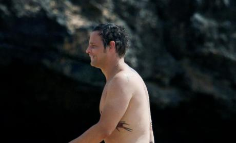 Justin Chambers Shirtless Photo