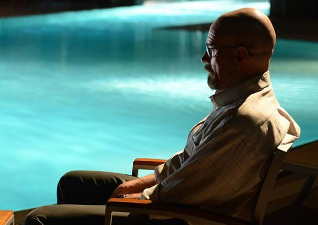 Walt by the Pool