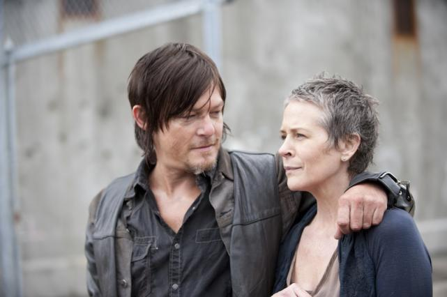 Daryl and Carol - The Walking Dead