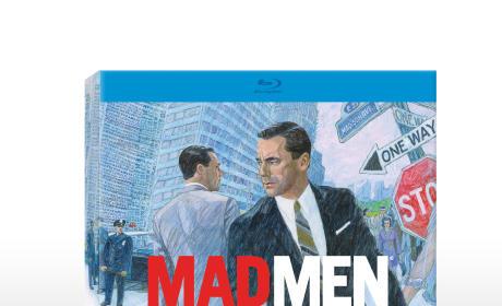 Mad Men S6 Blu-Ray