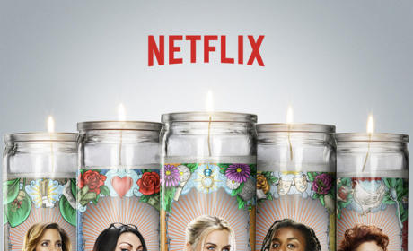 Orange Is the New Black Season 3 Poster: Rejoice!