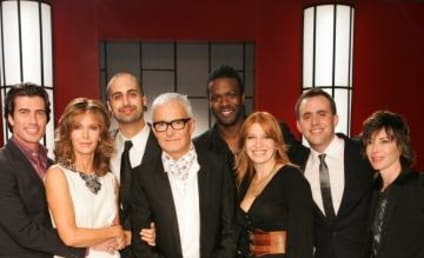 Vidal Sasoon to Guest Judge on Shear Genius Season Finale