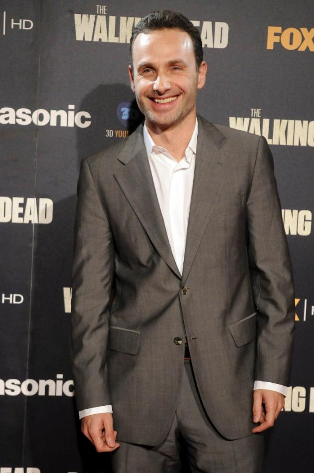 Andrew Lincoln Photo