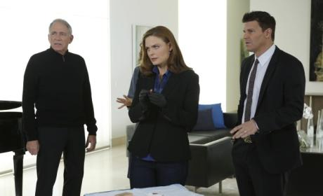 Bones Review: See Past the Static