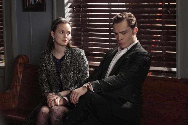chuck and blair finale photo