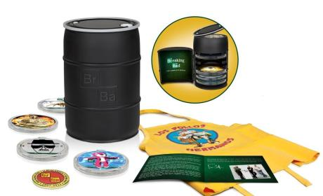 TV Fanatic Holiday Gift Guide: Breaking Bad, Mad Men, Dexter & More!