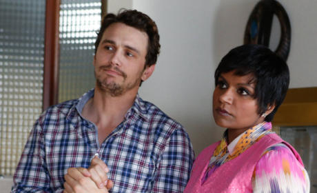 The Mindy Project Review: Office Space