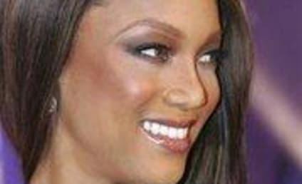 Tyra Banks Prepares New Fashion Show