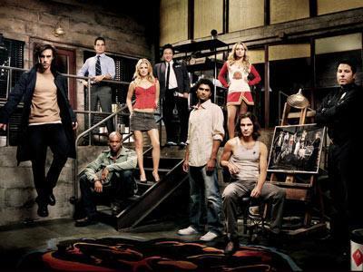 Our Favorite Cast