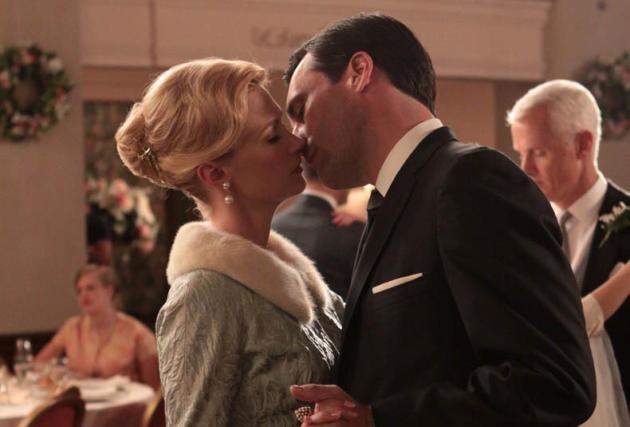 Their Last Kiss?