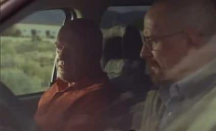 "Breaking Bad Trailer: ""Crawl Space"""