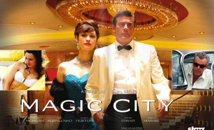 Magic City: Already Renewed for Season 2