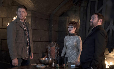 Meeting of the minds - Supernatural Season 11 Episode 10