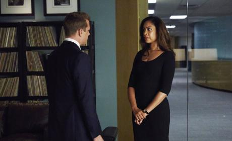 Will Jessica Curse At Harvey? - Suits Season 5 Episode 11