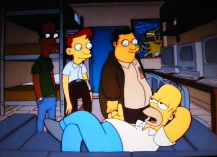 Watch The Simpsons Season 5 Episode 3 Online
