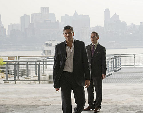 Person of Interest Scene