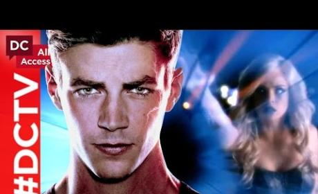 The Flash Cast Teases Killer Frost, Vibe, Darkness and Light!