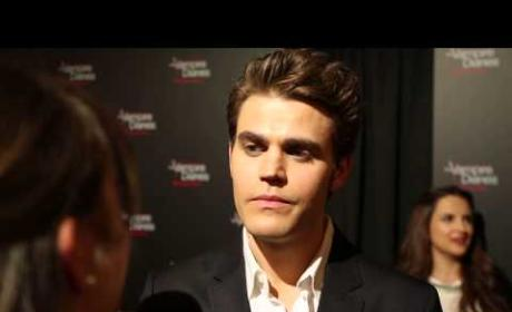 Paul Wesley Reflects on LEAST Favorite Vampire Diaries Scene