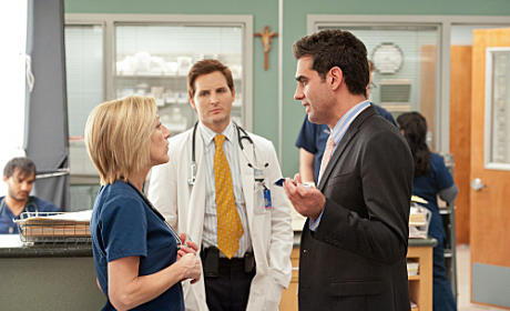 Nurse Jackie Review: Where There's Smoke, There's Fired