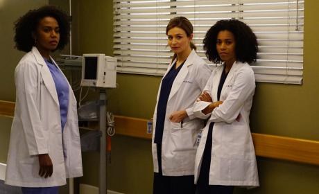 "Grey's Anatomy Season 13 Episode 3: ""I Ain't No Miracle ..."
