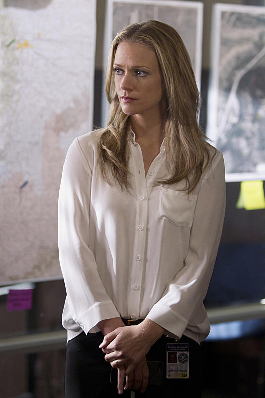 A.J. Cook Criminal Minds Pic