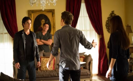 "The Vampire Diaries ""Killer"" Photos: Hostage Hostility"