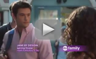 "Jane By Design Spring Finale Promo: ""The End of the Line"""