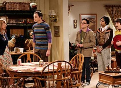 Watch The Big Bang Theory Season 3 Episode 1 Online