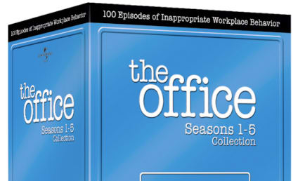 Coming to DVD: The Office Season 5 ... and Seasons 1-5!