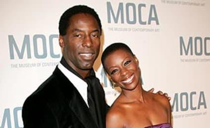Isaiah & Jenisa Washington at MOCA Event