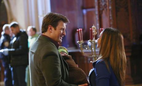 Castle Review: Ruggedly Handsome Dad