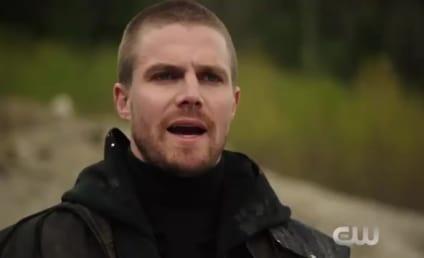 Arrow Season 3 Episode 22 Promo: Welcome Katana!