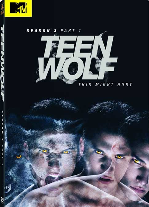 Teen Wolf S3 DVD