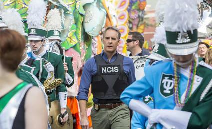 NCIS New Orleans Season 1 Episode 15 Review: Le Carnivale de la Mort