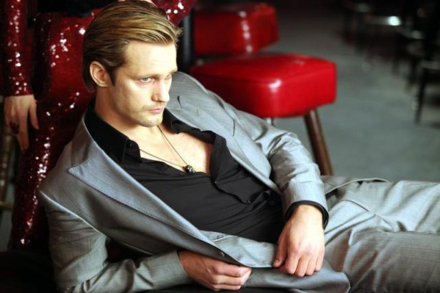 Alexander Skarsgård - True Blood