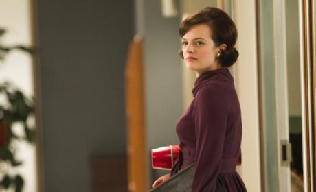 Will Peggy Return to Mad Men?