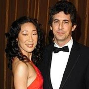 Sandra Oh and Ex