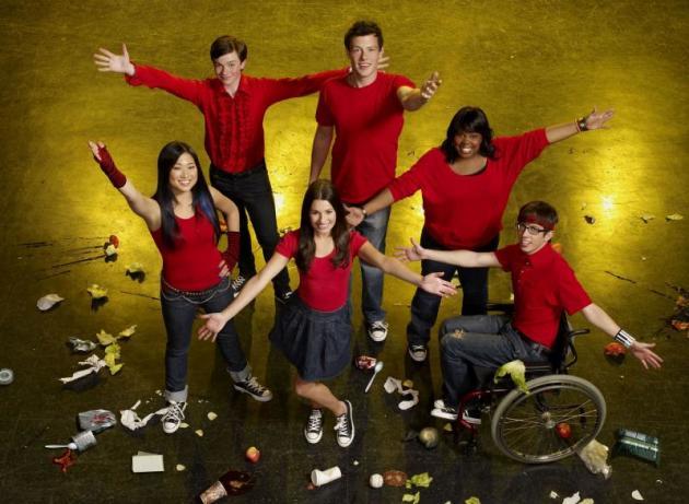 The Glee Club Photo