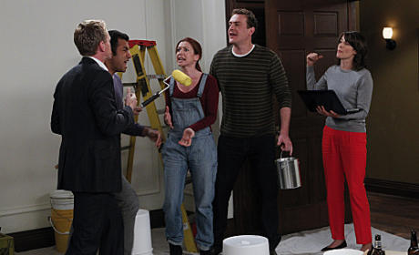 HIMYM Fight!