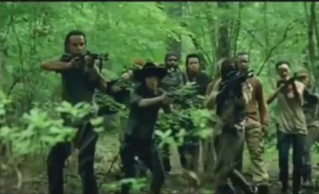 The Walking Dead Season 5 Episode 2 Teaser: A Risky Mission
