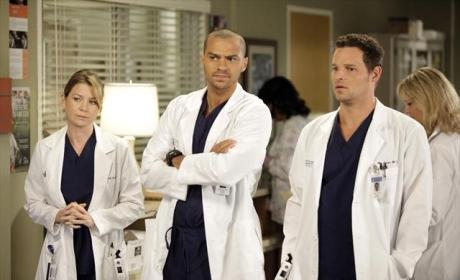 TV Ratings Report: Season Lows for Grey's Anatomy, Last Resort