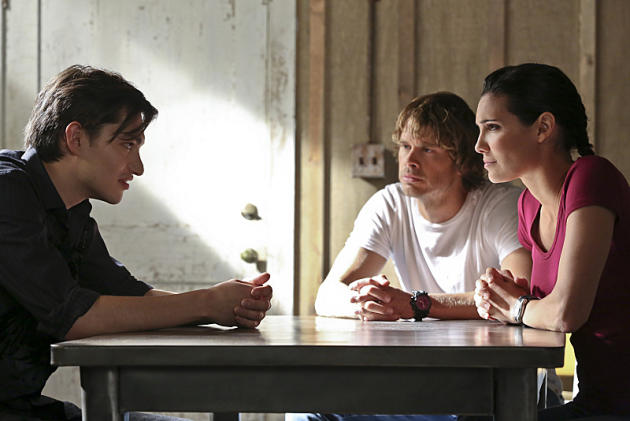 Deeks & Kenzi in Mexico
