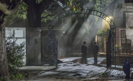 Eerie Originals Scene