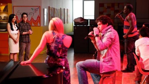 Naya Rivera on The Glee Project