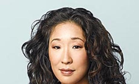Sandra Oh Image